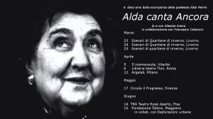 Tour date Alda canta Ancora